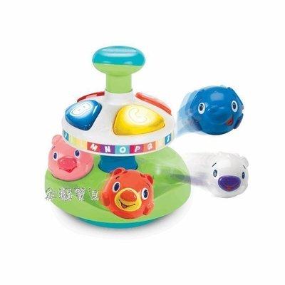 @企鵝寶貝二館@ Kids II-來玩球吧-驚喜跳跳派對