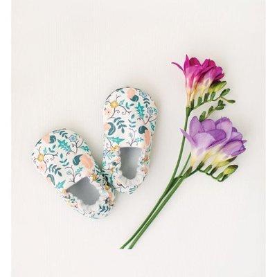 有機棉 手縫 嬰兒鞋 美國製造
