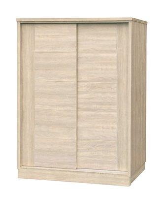 【南洋風休閒傢俱】精選時尚衣櫥 衣櫃 置物櫃 拉門櫃 造型櫃設計櫃-愛瑞克梧桐6*7尺衣櫥 CY35-67