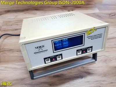 Merge Technologies Group ISDN-2000A [良品]