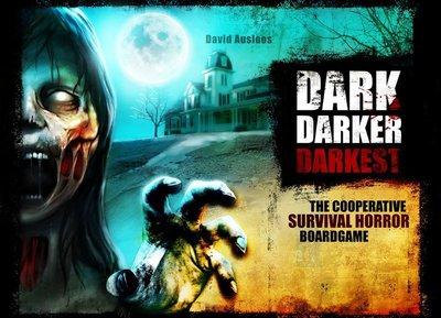 【陽光桌遊世界】Dark Darker Darkest 極黯時刻