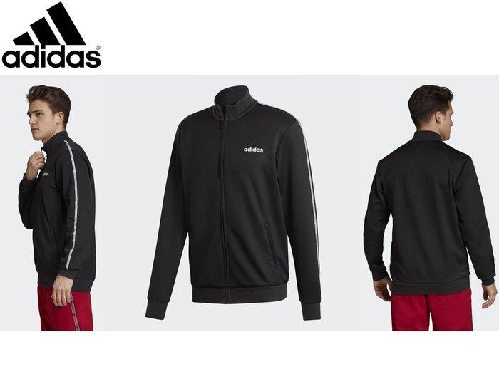 宏亮 公司貨含稅附發票 Adidas 愛迪達 運動外套 尺寸S~3XL 吸濕排汗 復古風格 彈性 保暖 EJ9671