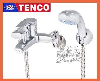 【東益氏】TENCO電光牌蓮蓬頭 A-3056A精密陶瓷單槍式冷熱混合沐浴蓮蓬頭售三角牌、凱撒牌