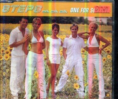 *還有唱片四館* STEPS / ONE FOR SORROW 二手 D1767