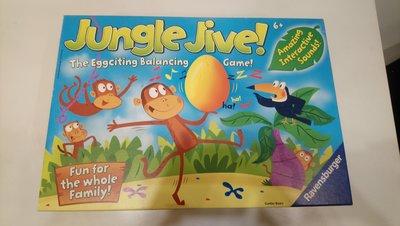Ravensburger 猴子耍特技 Jungle Live
