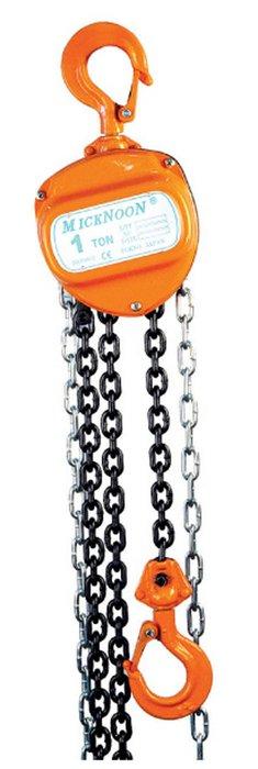 (5)MICKNOON 2噸手拉吊車 手拉吊車,手搖吊車,拉緊器,鍊條,吊掛鍊條,鋼索,吊鉤,吊帶,尼龍吊帶,天車