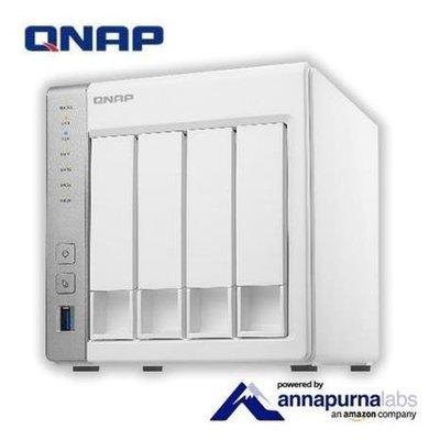 【小波電腦】QNAP 威聯通 TS-431P2-4G 4Bay網路儲存伺服器
