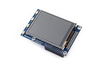 【莓亞科技】樹莓派2.8吋 320×240 電阻式觸控螢幕(含稅現貨NT$598)