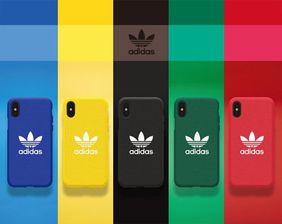 ** Adidas Original Color iPhone Case **