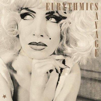 【黑膠唱片LP】野蠻遊戲 Savage / 舞韻合唱團 Eurythmics---19075811631