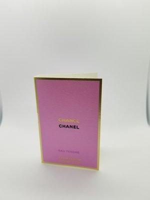 Chanel - EAU TENDRE 香水SAMPLE 1.5ml $30