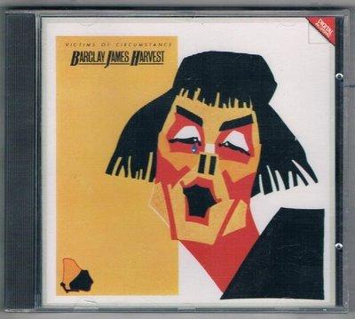 [鑫隆音樂]西洋CD-BARCLAY JAMES HARVEST / VIC OF CIRCUMSTANCE{8179502}