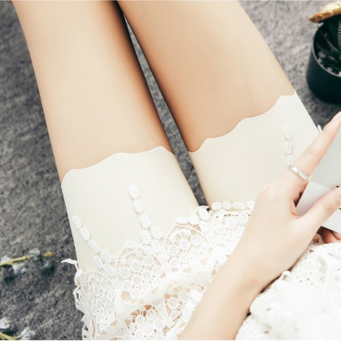 安全褲內搭冰絲無痕防走光蕾絲波浪款多色雙尺寸(任選1件)_☆優購好SoGood☆