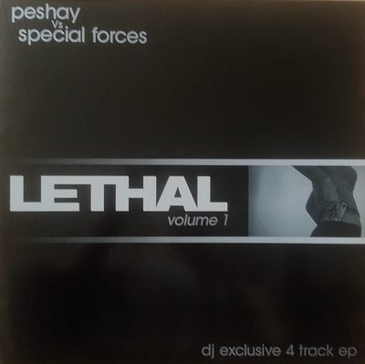 [狗肉貓]_Peshay Vs  Special Forces   – Lethal (Volume 1)  _LP