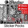 [Spun Shop] The Shadow Conspiracy Sticke...