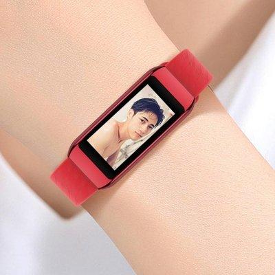 手環運動手環智慧3代防水vivo小米oppo通用蘋果手錶2男女華為    全館免運