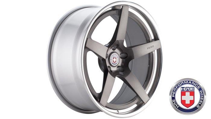 【樂駒】HRE 美國 RS1 Series RS105 三片式 鍛造 輪圈 18吋 19吋 20吋 21吋 22吋 改裝