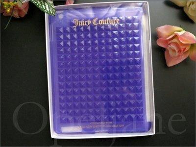 1元起標無底價 Juicy Couture 防撞APPEL iPad 1 2 3 4代 保護套 保護殼 愛Coach包包