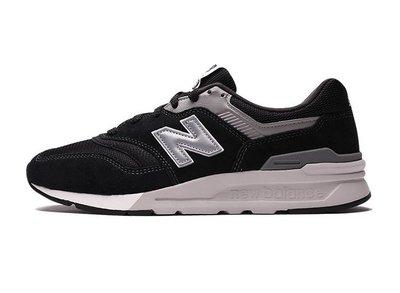 NEW BALANCE 997H 慢跑鞋 黑色 NB997H 運動休閒鞋 男女尺寸