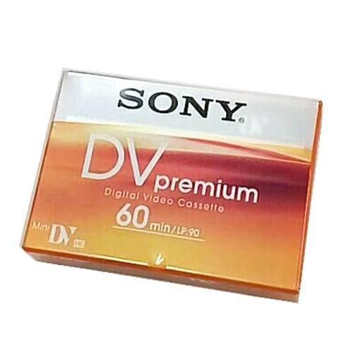 [富豪相機]全新SONY DV帶一盒(5卷裝)~也適PANASONIC JVC SHARP~日本原裝