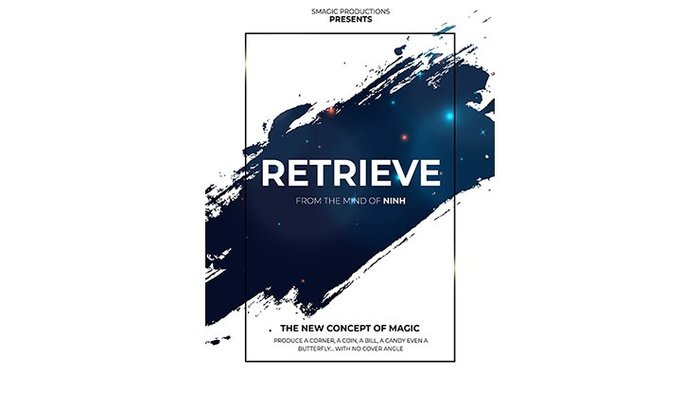 【天天魔法】【S1154】正宗原廠~找回~RETRIEVE by Smagic Productions