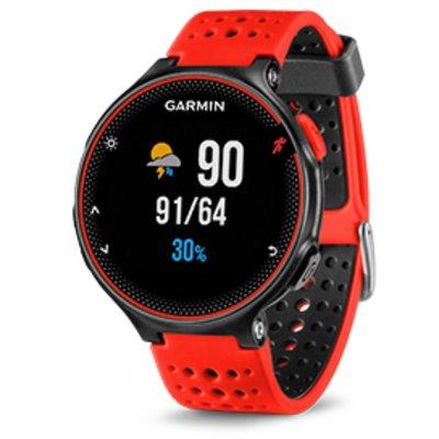 香港水貨Garmin Forerunner 235 GPS 運動手錶英文版紅色