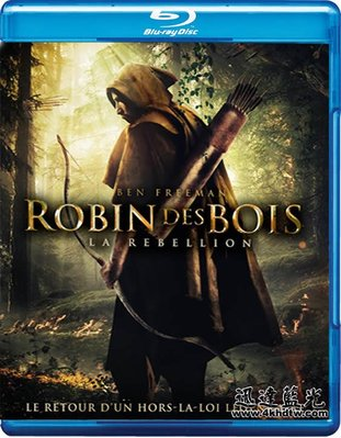 25G任選5套999包運!BD-LZ-11883反抗者羅賓漢 Robin Hood The Rebellion(2018)