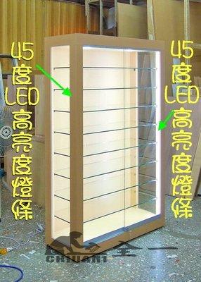 全一木工LED公仔櫃、玻璃櫃、展示櫃、...