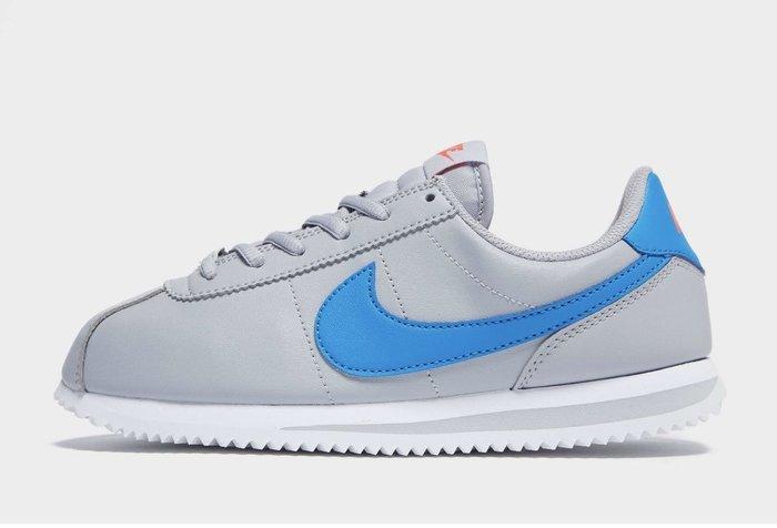 【Cheers】Nike Cortez 阿甘鞋 女鞋 灰藍 藍灰 歐美限定款