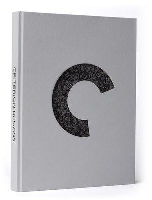 毛毛小舖--The Criterion Collection Designs 原創電影封面設計書 精裝版