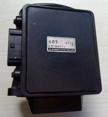 【台灣精準】汽車零件--外匯整理品 三菱 SPACE GEAR 空氣流量計 609(E5T06071)