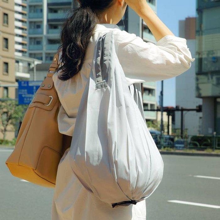 【代購】Shupatto 水滴款環保摺疊收納袋 八色可選 耐重5kg、容量16L 防潑水材質 收納簡單 輕巧實用好攜帶