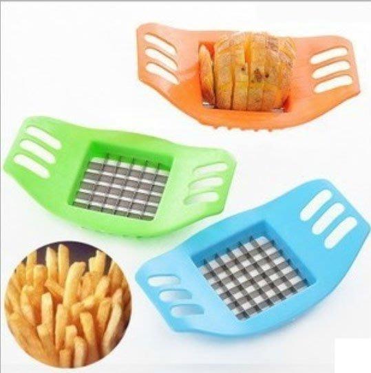 創意廚房用品多功能切菜器不銹鋼手動切條器馬鈴薯切片 29元