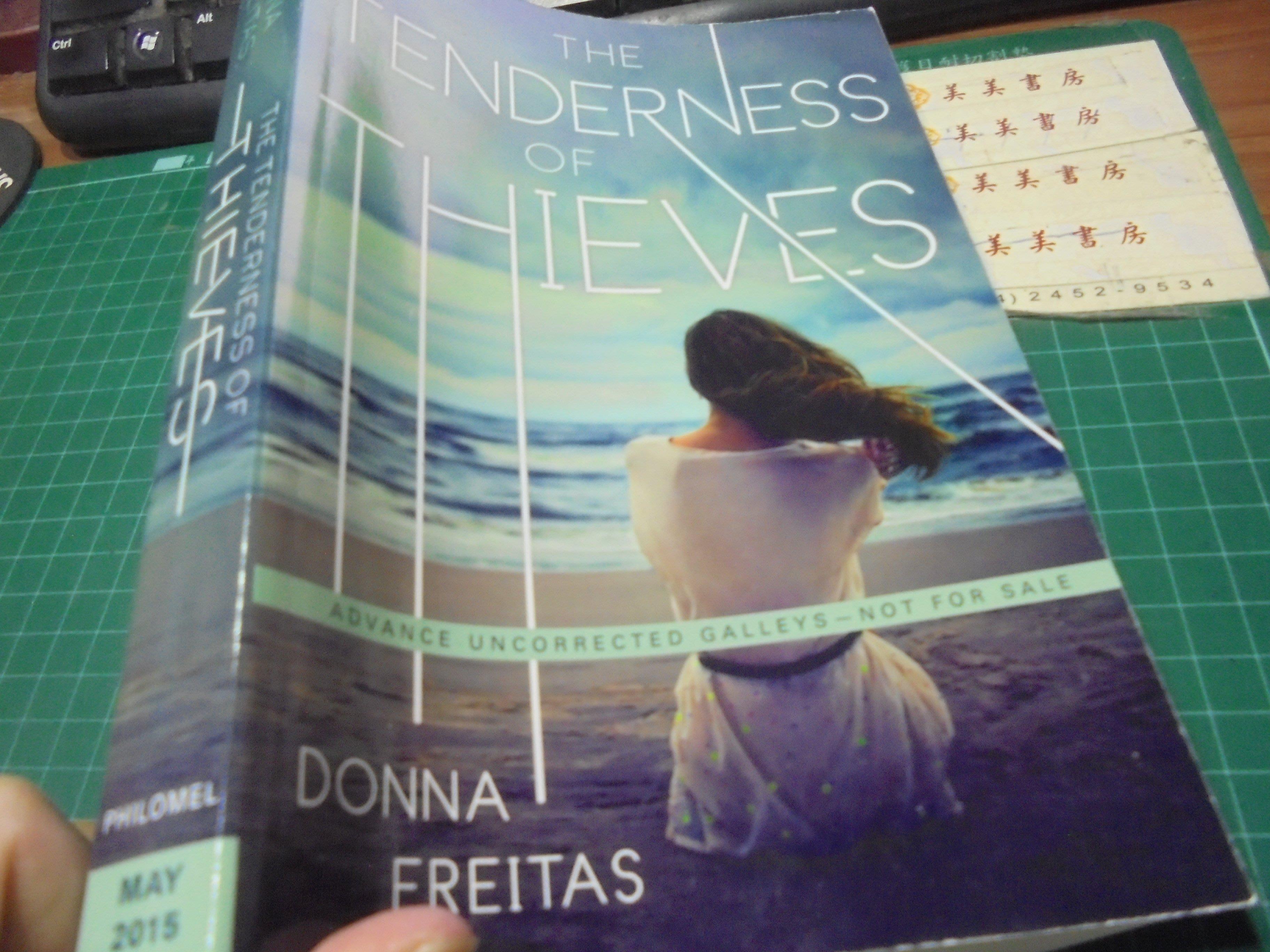 The Tenderness of Thieves 英文平裝讀本青少年閱讀羅曼史小說2015年版位26-10美美書房