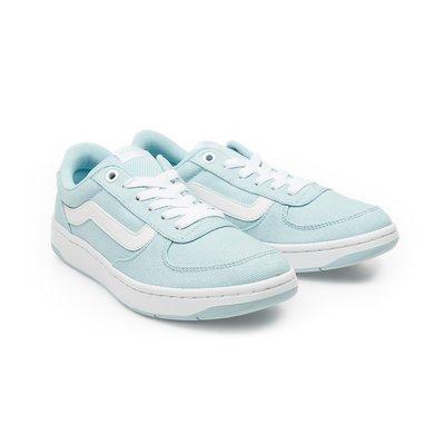 CHIEF' VANS 日版 FLOATER 粉藍色 舒適 運動休閒鞋 女孩限定款 sz4.5~7.5