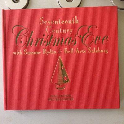 *愛樂熊貓聖誕樂*2001德首版WINTER&WINTER名盤/17世紀CHRISTMAS' EVE SALZBURG