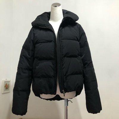 Theory日本品牌 黑色羽絨外套S號 又輕又保暖