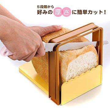 日本製 貝印 KAI 吐司切片器+麵包刀組 切割器 製麵包機的好幫手