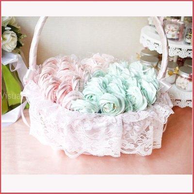 獨家✨【玫瑰糖霜餅X50支+大提籃X1個】--二進婚禮/生日派對分享/candybar/情人節活動禮贈品/幸福朵朵-免運