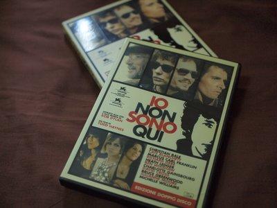 【 低價直購 】 【 絕版經典 】 巴布狄倫 Bob Dylan I'm Not There 搖滾啟示錄 DVD