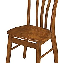 【DH】商品貨號A932-9商品名稱《維爾》柚木三條餐椅(圖一)收納.可壘放.主要地區免運費