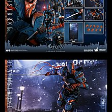 先看帖文內容再查詢全新現貨 Hottoys VGM30Batman Arkham Origins Deathstroke