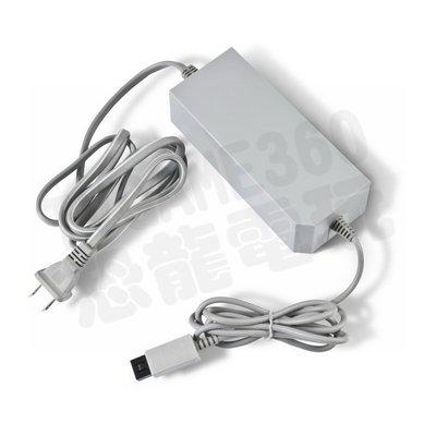 【二手商品】任天堂 Nintendo Wii 原廠變壓器 電源供應器 電源線 台灣 日本 100V-120V