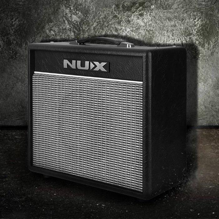 ☆唐尼樂器︵☆免運費 NUX Mighty 20BT 電吉他 數位音箱 20瓦 藍牙連結 App 內建鼓機 20 BT