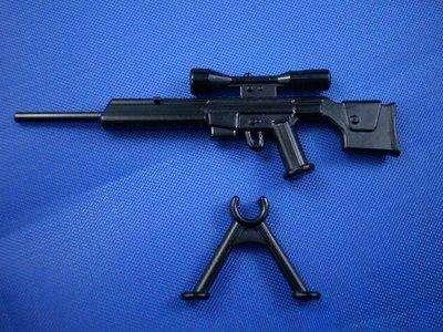 【玩具星球】 狙擊槍PSG1 (台灣製高品質樂高LEGO相容零件)