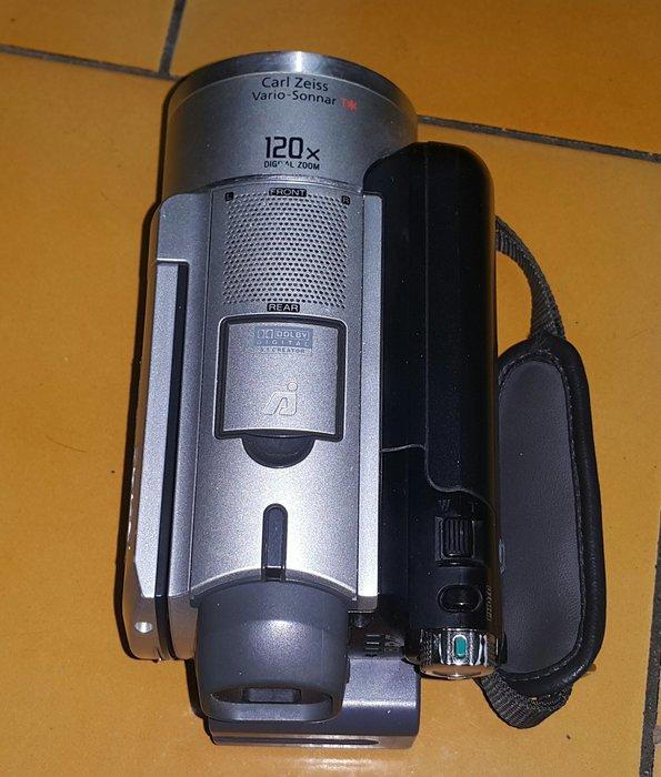 SONY DCR-SR100 硬碟式數位攝影機 30G / 2手
