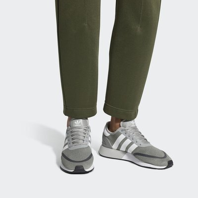 adidas N-5923 CQ2334 灰色 透氣 網布 復古 運動鞋 慢跑鞋
