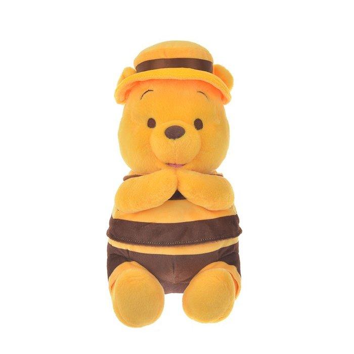 《FOS》2019新款 日本 迪士尼 維尼 玩偶 抱枕 小款 娃娃 跳跳虎 Disney 可愛 玩具 收藏 限量 熱銷