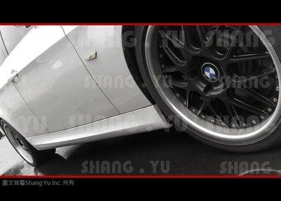 BMW E90 E91 M TECH M-TECH 側裙 套件
