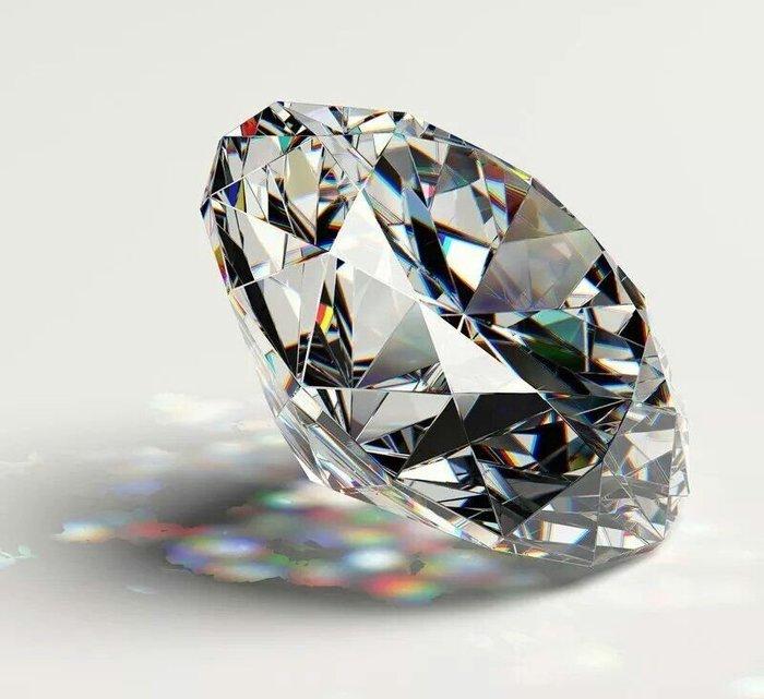 1-2克拉裸石 特價圓夢鑽石極光仿真鑽石十心十箭真鑽質感  FOREVER鑽寶